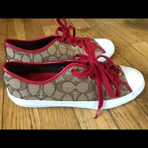 COACH Adorable Sneakers